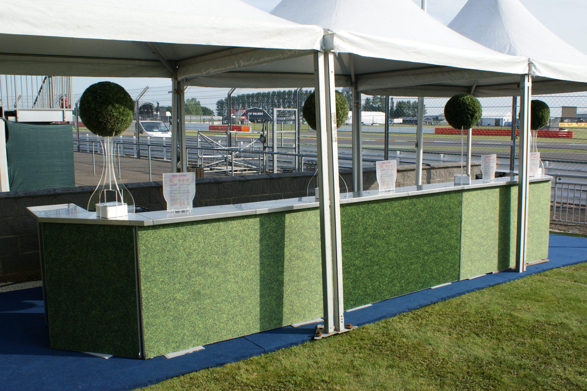 mobile bar hire in Northampton