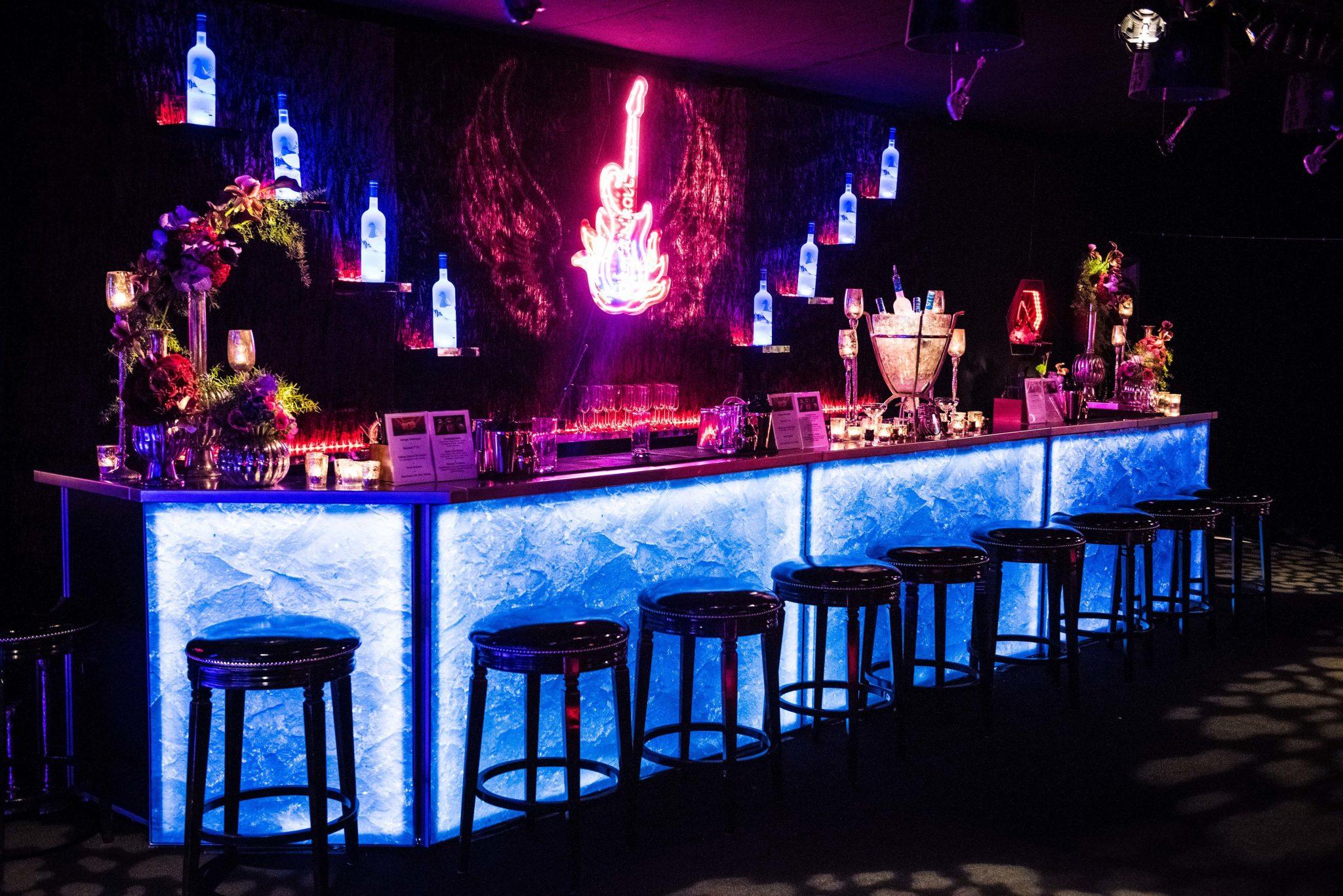 event bar rental London