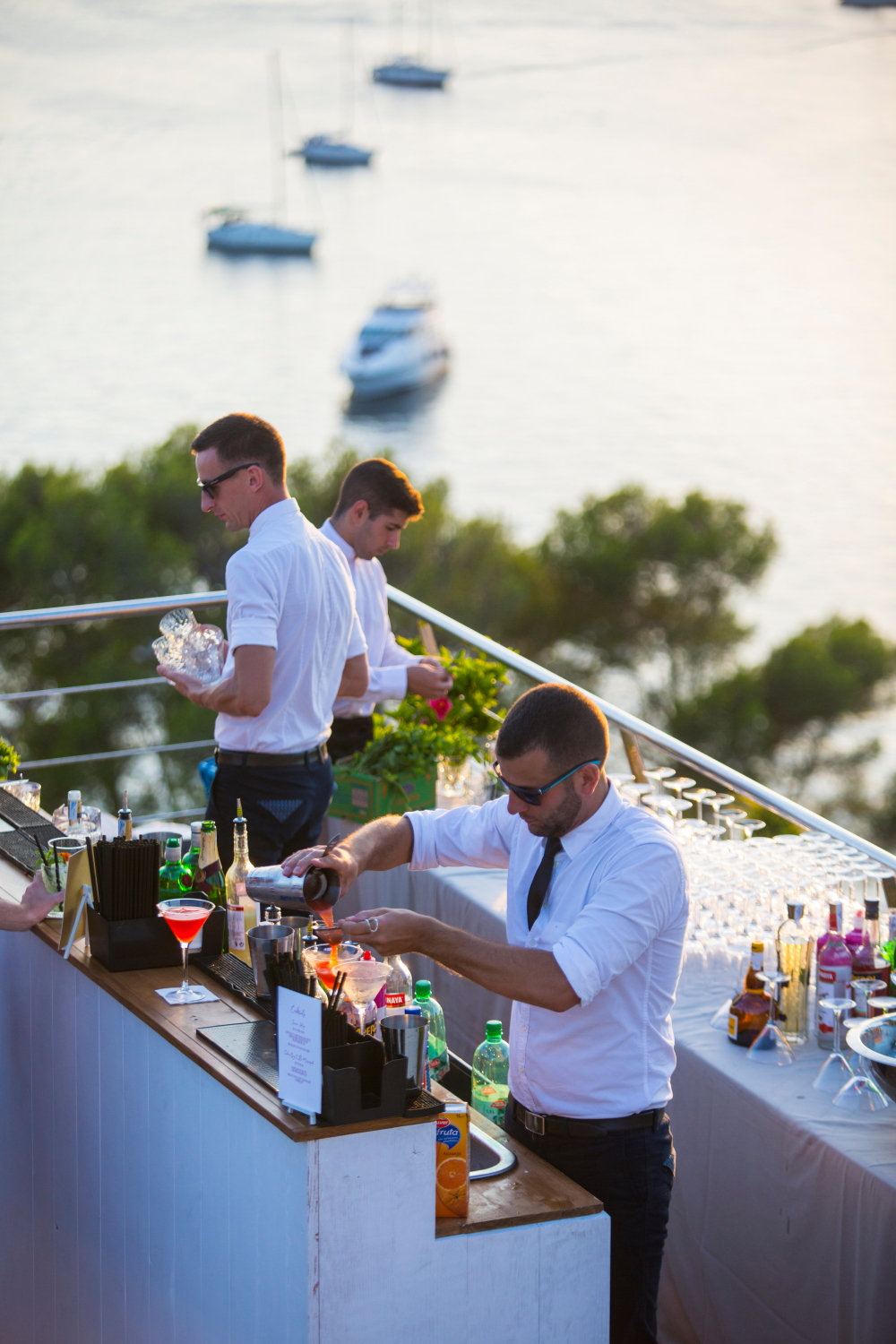Malaga mobile bar hire
