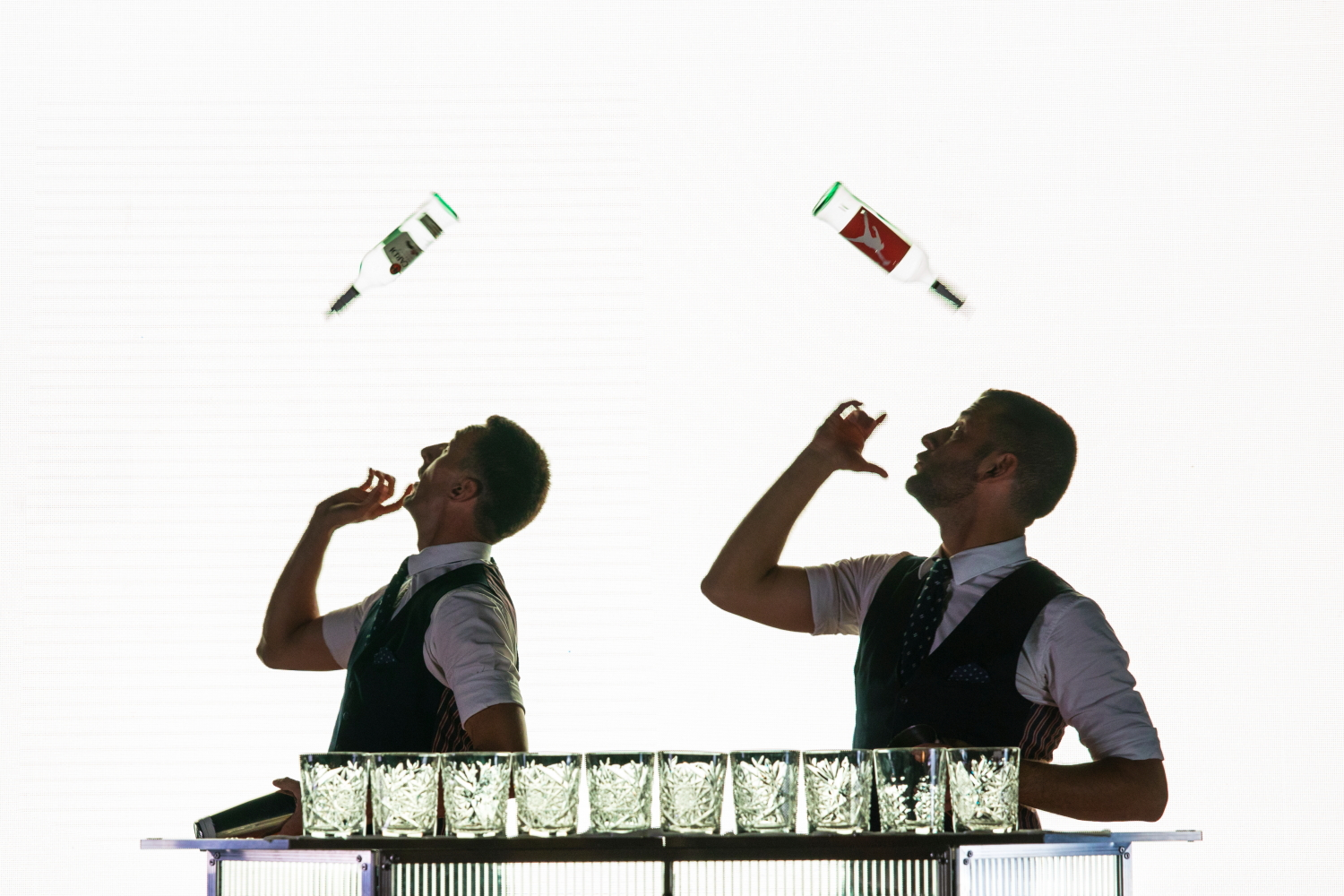 hire flair bartenders