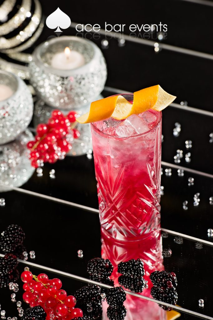 Xmas cocktails for events