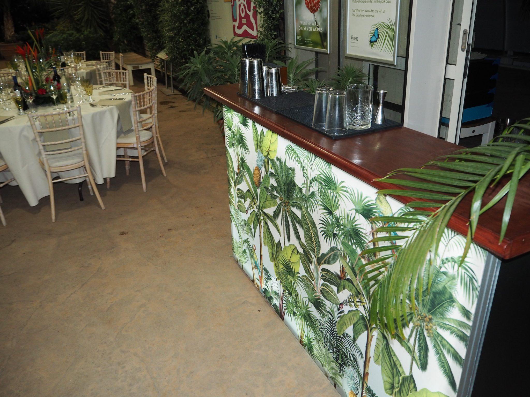 botanical bar