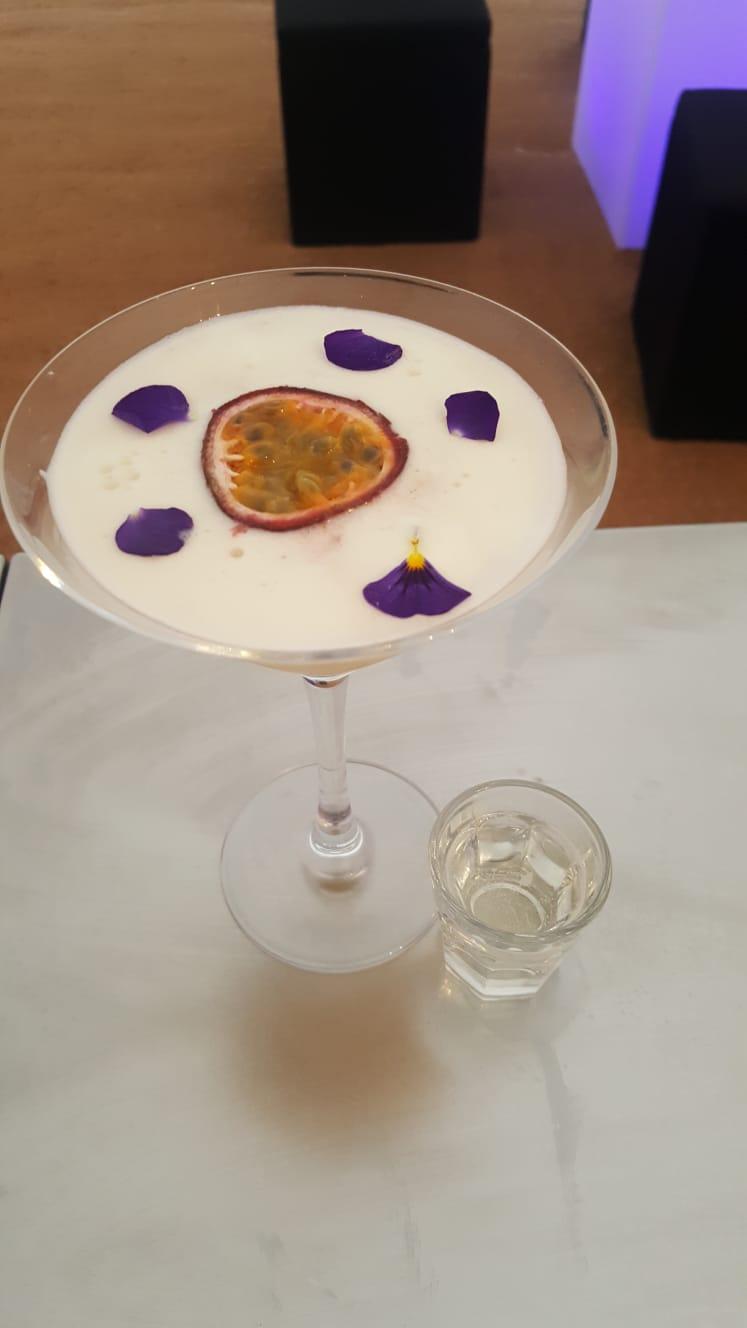Cocktails in Cobham