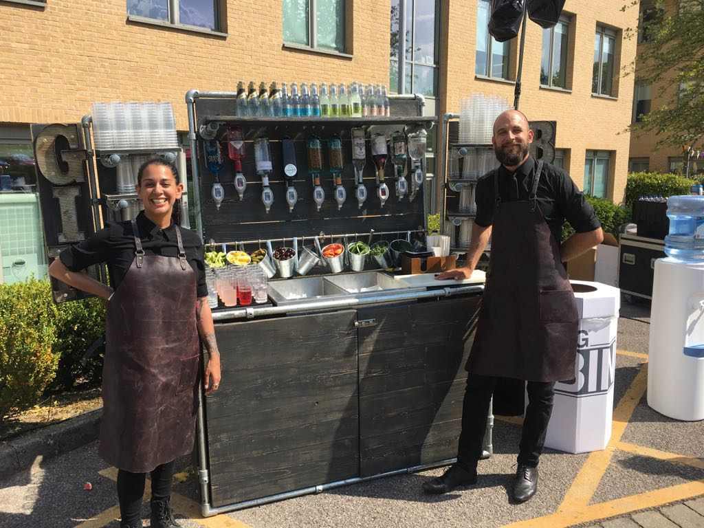family fun day bar hire