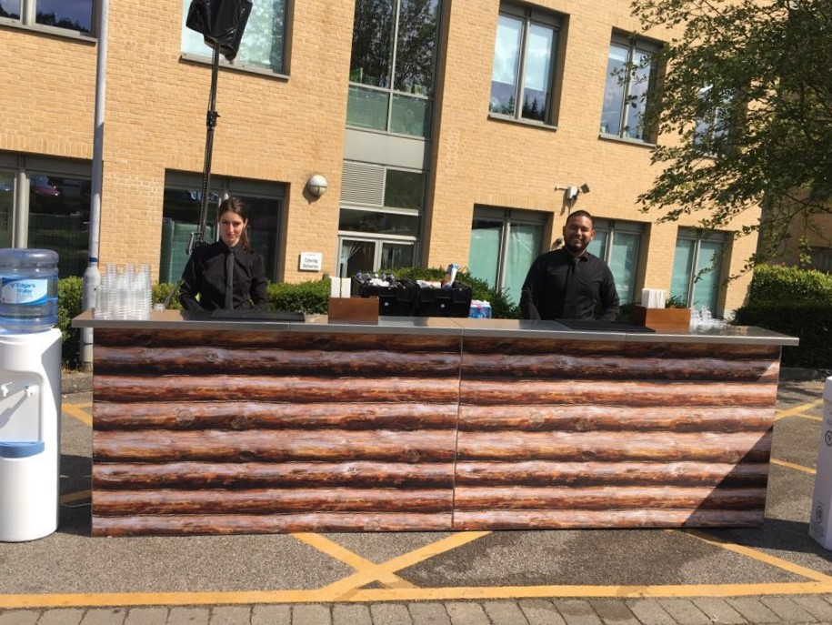 corporate day bar hire