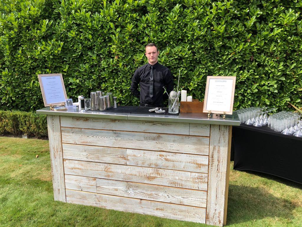 bar hire Weybridge