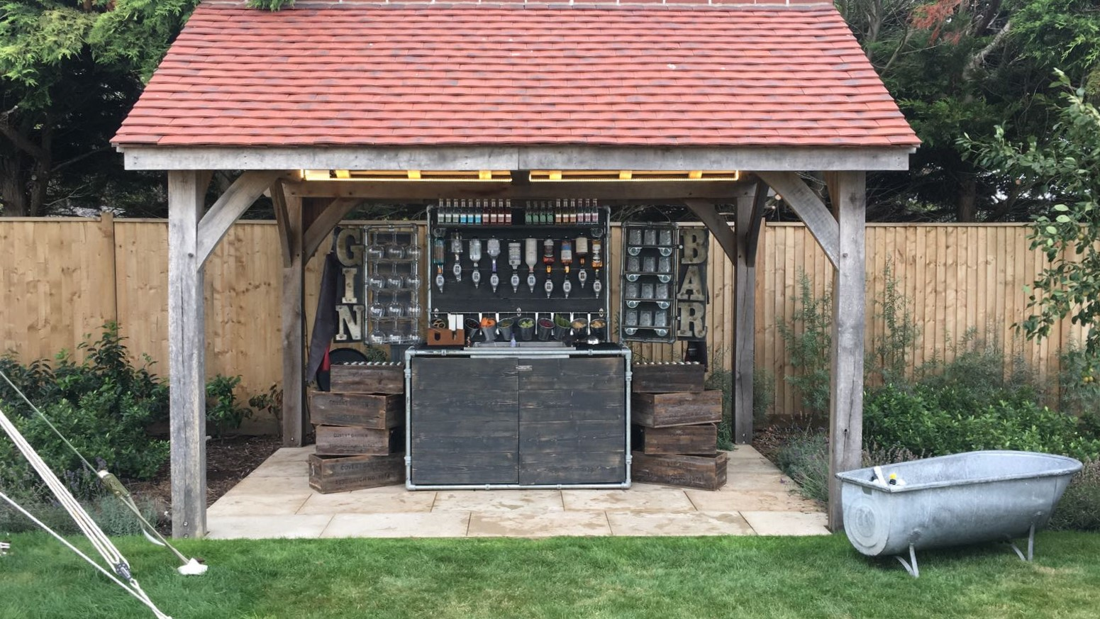 Portsmouth bar hire