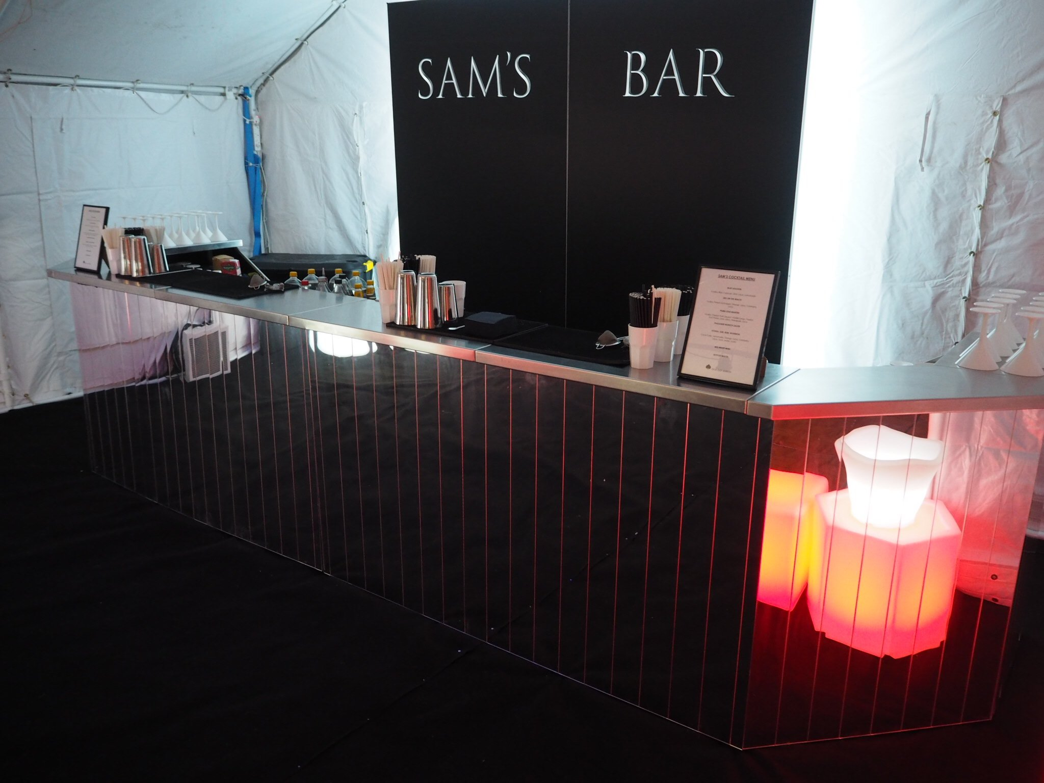 Edgbaston mobile bar hire