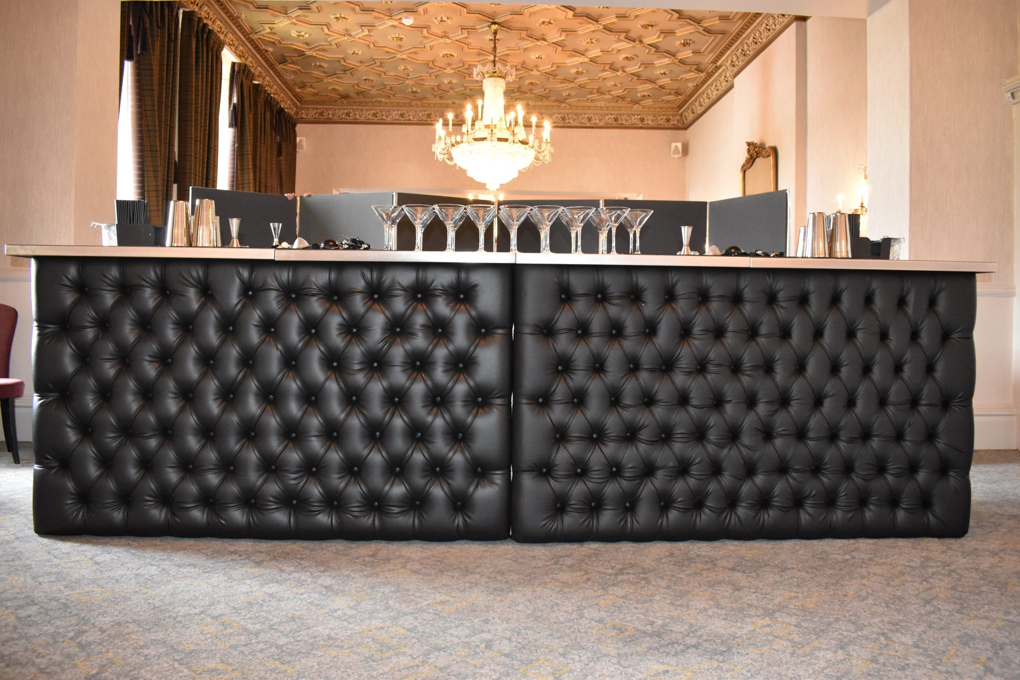leather bar