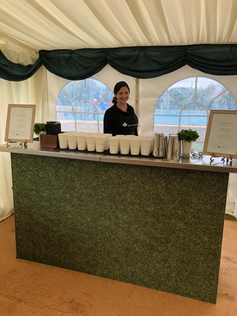 opening ceremony bar hire