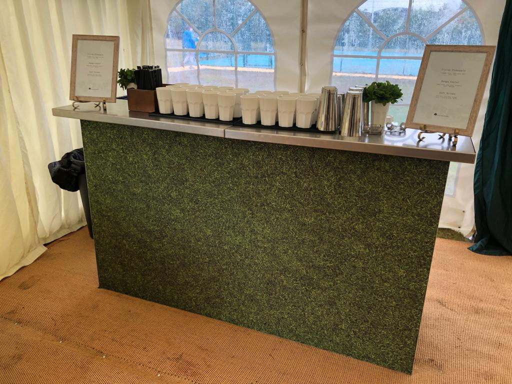 bar hire for opening events