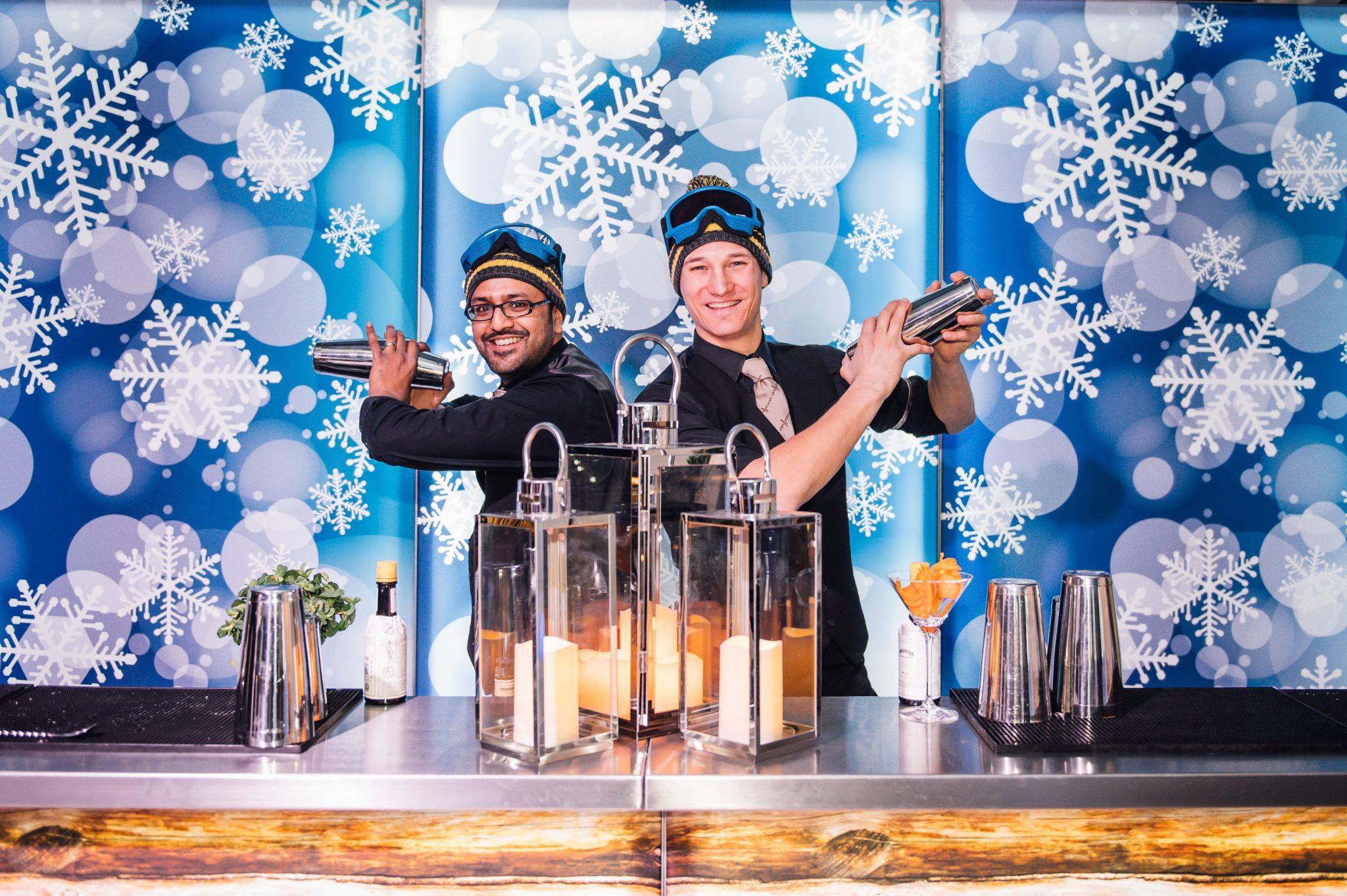 alpine chic mobile bar hire