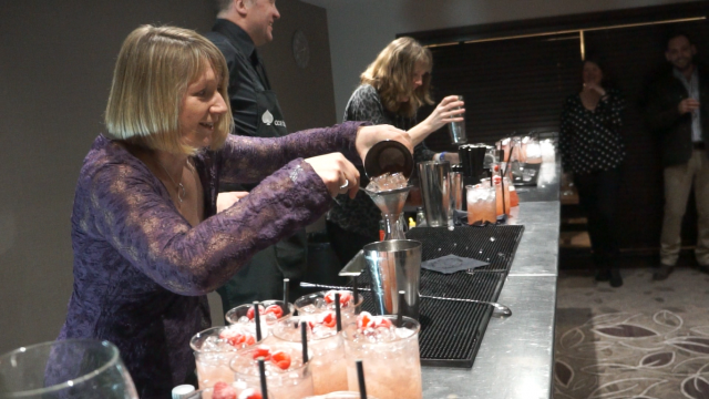 mobile cocktail masterclass